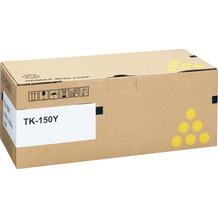 Kyocera Lasertoner TK-150Y gelb 6.000 Seiten