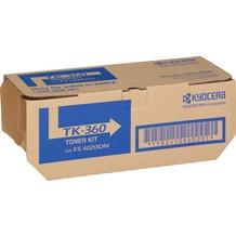 Kyocera Lasertoner TK-360 schwarz 20.000 Seiten