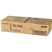 Kyocera Lasertoner TK-420 schwarz 15.000 Seiten