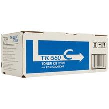 Kyocera Lasertoner TK-560C cyan 10.000 Seiten