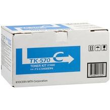 Kyocera Lasertoner TK-570C cyan 12.000 Seiten