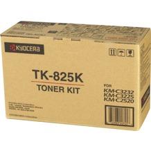 Kyocera Lasertoner TK-825K schwarz 15.000 Seiten