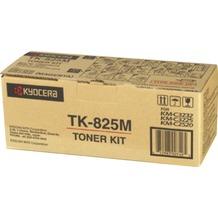 Kyocera Lasertoner TK-825M magenta 7.000 Seiten