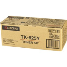 Kyocera Lasertoner TK-825Y gelb 7.000 Seiten