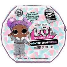 L.O.L. Surprise Adventskalender Winter Disco Outfit des Tages