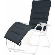 Lafuma Air Comfort Auflage, acier als Zusatzauflage zu Relax Batyline