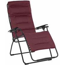 Lafuma Relax Futura XL, AirComfort bordeaux rot