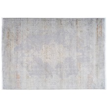 Kayoom Teppich Galapagos - Genovesa Silber 140 x 190 cm