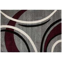Lalee Teppich Netherlands - Venlo Silber 120 x 170 cm
