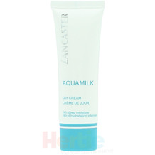 Lancaster Aquamilk Day Cream Pnm Normal Skin - 24H Deep Moisture 50 ml