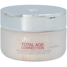 Lancaster Total Age Correction Rich Day Cream SPF1 50 ml