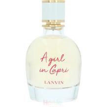 Lanvin A Girl In Capri Edt Spray - 90 ml