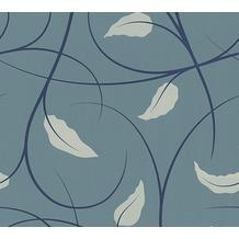 Lars Contzen Vliestapete Artist Edition No. 1 Tapete Elegance in Greenhouse blau 342144 10,05 m x 0,53 m