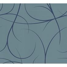 Lars Contzen Vliestapete Artist Edition No. 1 Tapete Elegance in Greenhouse blau 342154 10,05 m x 0,53 m