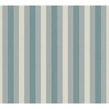 Lars Contzen Vliestapete Artist Edition No. 1 Tapete Pyjama Preféré blau grau 10,05 m x 0,53 m