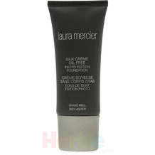 Laura Mercier Silk Cr. Oil Free Photo Edit. Found. Beige Ivory - For Normal to Oily Skin 30 ml
