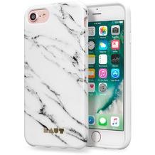 LAUT HUEX ELEMENTS Marble White - TPU Case - für Apple iPhone 7