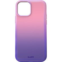 LAUT Huex Fade for iPhone 12 mini lilac