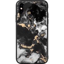 LAUT MINERAL GLASS Black for Apple iPhone X/Xs