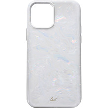 LAUT Pearl for iPhone 12 arctic pearl