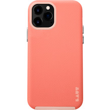 LAUT Shield for iPhone 12 coral