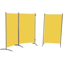 Leco Stellwand gelb