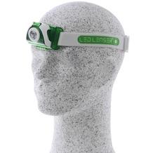 Ledlenser SEO 3 Stirnlampe grün Box