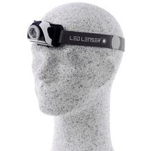 Ledlenser SEO 5 Stirnlampe grau Box