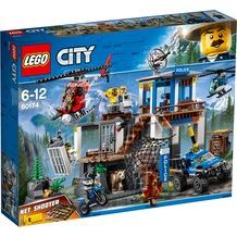 LEGO® City 60174 Hauptquartier der Bergpolizei