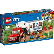 LEGO® City 60182 Pickup & Wohnwagen
