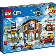 LEGO® City 60203 Ski Resort