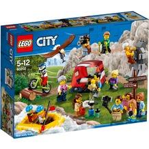 """LEGO® City Town 60202 Stadtbewohner """"? Outdoor-Abenteuer"""