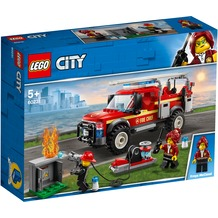 LEGO® City Town 60231 Feuerwehr-Einsatzleitung