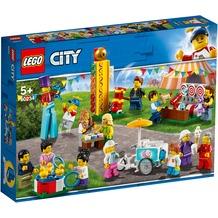 LEGO® City Town 60234 Stadtbewohner - Jahrmarkt