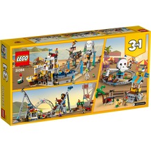 LEGO® Creator 31084 Piraten-Achterbahn