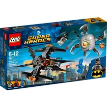 LEGO® DC Comics Super Heroes 76111 Batman™: Brother Eye™ Gefangennahme
