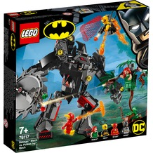 LEGO® DC Comics Super Heroes 76117 Batman™ Mech vs. Poison Ivy™ Mech