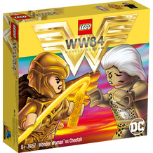 LEGO® DC Comics Super Heroes 76157 Wonder Woman™ vs Cheetah™