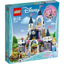 LEGO® Disney 41154 Cinderellas Traumschloss