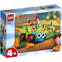 LEGO® Disney Pixar Toy Story 4 10766 Woody & Turbo