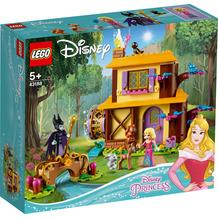 LEGO® Disney Princess™ 43188 Auroras Hütte im Wald