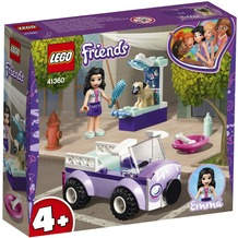 LEGO® Friends 41360 Emmas mobile Tierarztpraxis