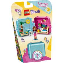 LEGO® Friends 41412 Olivias Sommer Würfel - Strandtag
