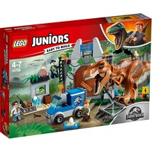 LEGO® Juniors 10758 Ausbruch des T. rex
