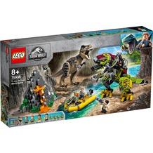LEGO® Jurassic World™ 75938 T. Rex vs. Dino-Mech