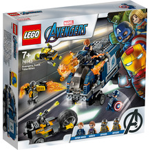LEGO® Marvel Avengers Movie 4 76143 Avengers Truck-Festnahme