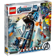 LEGO® Marvel Avengers Movie 4 76166 Avengers - Kräftemessen am Turm