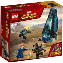 LEGO® Marvel Super Heroes™ 76101 Outrider Dropship-Attacke