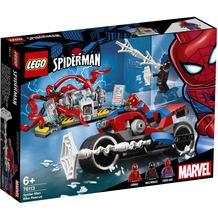 LEGO® Marvel Super Heroes™ 76113 Spider-Man Motorradrettung