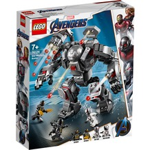 LEGO® Marvel Avengers Movie 4 76124 War Machine Buster